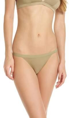 Madewell Micromodal String Bikini