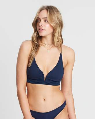 Seafolly Quilted Longline Tri Top