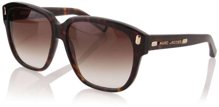 MARC JACOBS - Wayfarer-style sunglasses