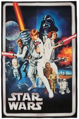 "Star Wars Retro Rug - 4'6"" x 6'6"""