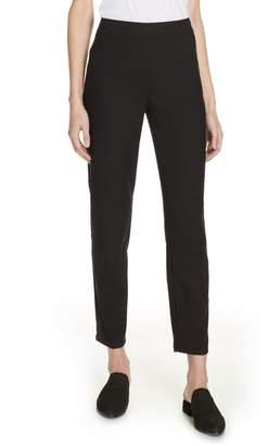 Eileen Fisher Slim Stretch Tencel(R) Lyocell Ankle Pants