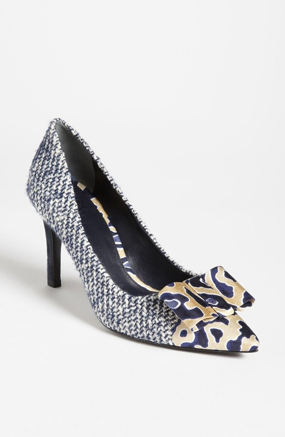 Tory Burch 'Cleo' Pump