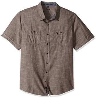 U.S. Polo Assn. Men's Slim Fit Short Sleeve Sport Shirt
