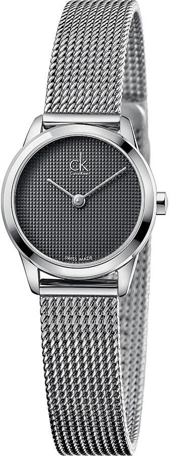 Calvin KleinCalvin Klein K3M2312X stainless steel watch