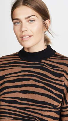 WAYF Vincent Intarsia Sweater