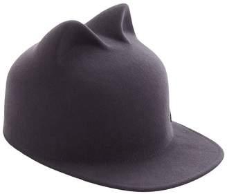 Maison Michel Jamie Felt Hat
