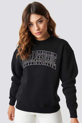 The Classy Issue Midnight Sweater Black