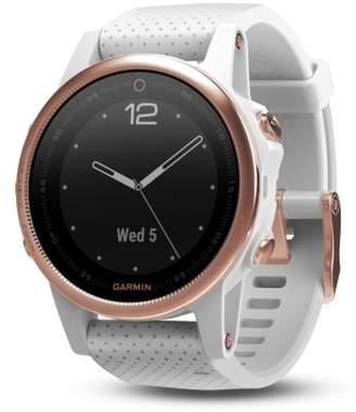 Garmin fenix(R) 5S Sapphire Premium Multisport GPS Watch, 42mm