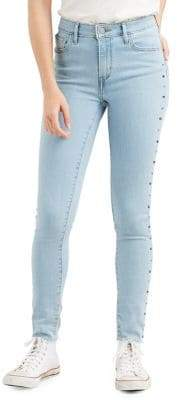 Levi's 721 High-Rise Skinny Jeans Day Off