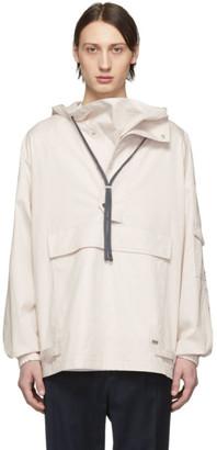 HUGO Pink Bentrio Windbreaker Jacket