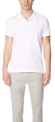 Theory Men's Willem Polo Shirt with Johnny Collar