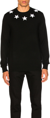 Givenchy Wool Pullover $760 thestylecure.com