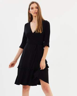 Dorothy Perkins Jersey Wrap Dress