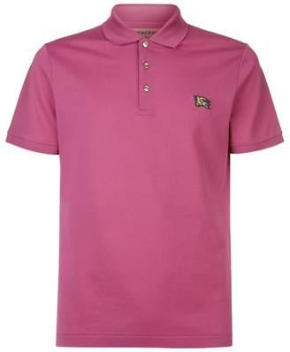 Burberry Short Sleeve Polo Shirt