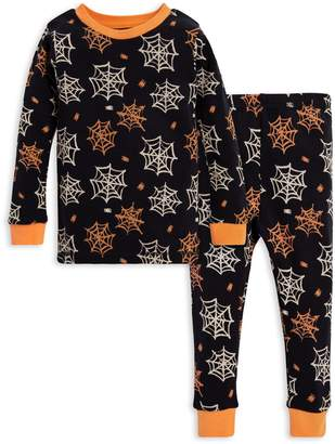 Burt's Bees Itsy Bitsy Spiders Organic Baby Halloween Pajamas