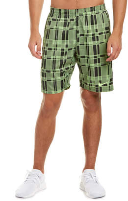 Nike Court Dri-Fit Plaid 9In Short