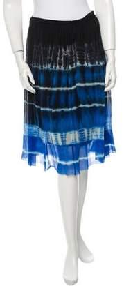 Raquel Allegra Silk Skirt