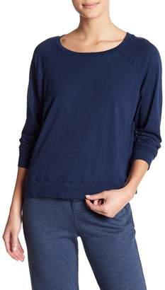 Allen Allen Raglan Sleeve Pullover