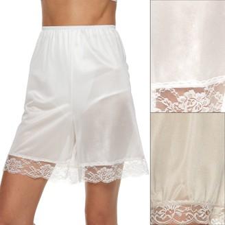 Lunaire Women's 2-Pack Culotte Half Slip