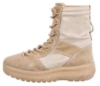 Yeezy Season 3 Military Boots