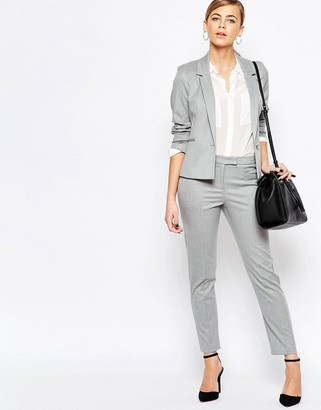 Oasis Tailored Peg Pant $68 thestylecure.com