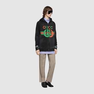 Gucci Reversible sweatshirt with InterlockingG