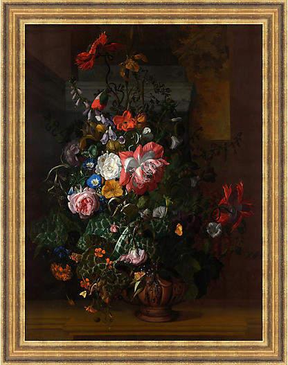 Friday's Bouquet Art