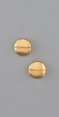 Gorjana Gold Porter Studs