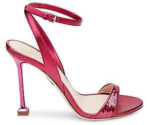 0ab2f7a5d11 Miu Miu Women s Pailette High-Heel Sandals