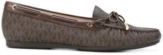 MICHAEL Michael Kors monogram print loafers