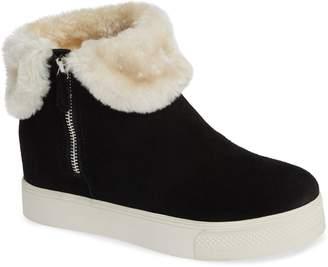 Steve Madden Faux Fur Lined Sneaker