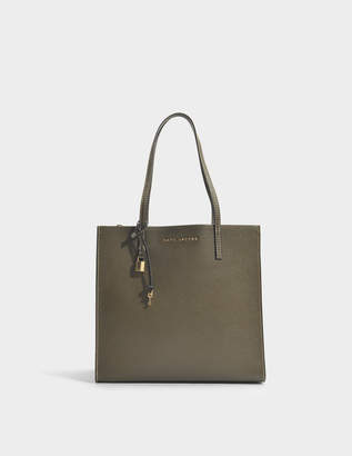 Marc Jacobs The Grind Tote Bag in Lichen Cow Leather