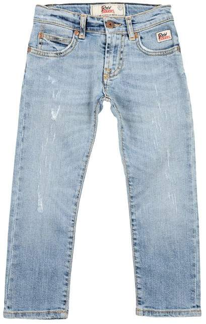 ROŸ ROGER'S Denim trousers