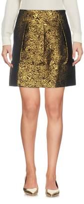 DKNY Knee length skirts