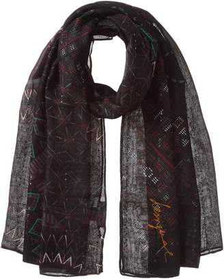 Desigual Women's Noa Rectangle Foulard Scarf