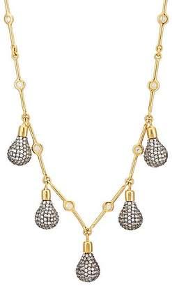 IDEA Eye M Women's Necklace - Gold