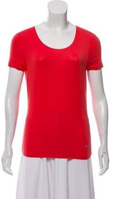 Rena Lange Short Sleeve Top