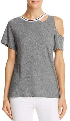 LnA Cutout High/Low Tee - 100% Exclusive