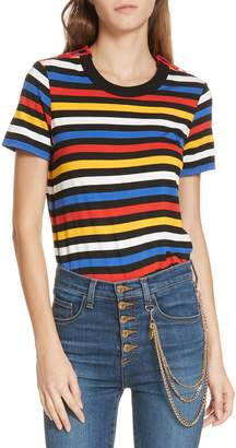 Veronica Beard Stripe Tee