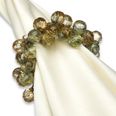 Bijoux Sage Napkin Ring