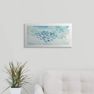 Great Big Canvas 'Sea Life IV' by Lisa Audit Painting Print