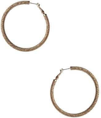 Amrita Singh Women's Ella Small Hoop Earrings