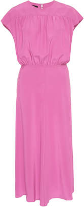 Rochas Cap Sleeve Dress