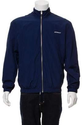 Misbhv Track Full Zip Windbreaker Jacket w/ Tags