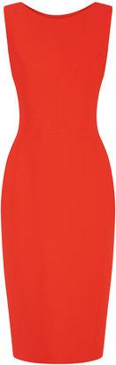 Antonio Berardi Lobster Sleeveless Corset Dress