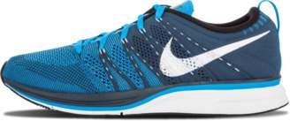 Nike Flyknit Trainer+ 'Blue Glow' - Squadron Blue/White