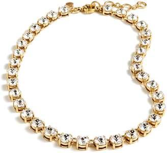 J.Crew Swarovski Crystal Dot Necklace