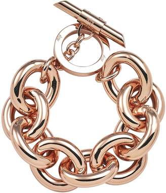 Amanda Wakeley Chunky Rose Gold Bracelet