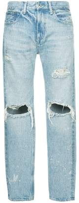 Monkey Time Distressed Jeans