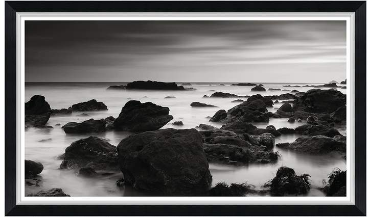 Rocks in the Sea (Framed Giclee)